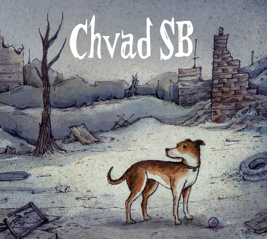 "Chvad SB ""Crickets Were the Compass"""