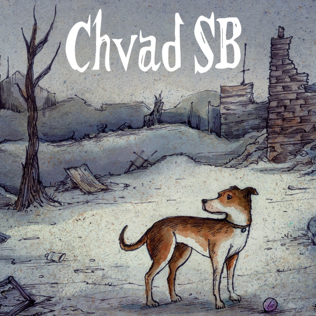 """Chvad SB """"Crickets Were the Compass"""" (2014)"""