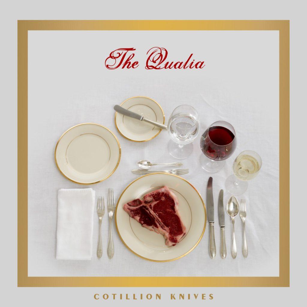 The Qualia Cotillion Knives
